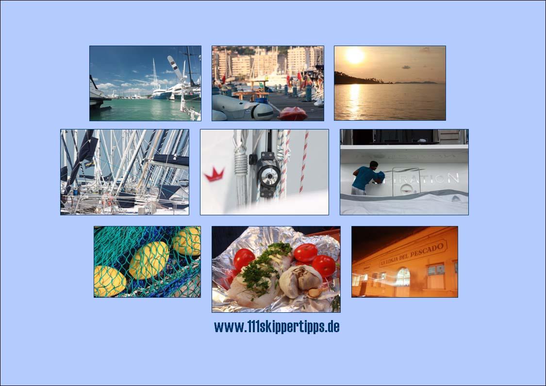 111 Skippertipps für den perfekten Segelurlaub. *** Neu *** 2012 ***